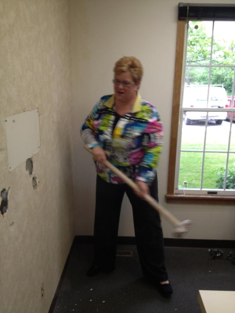 Janet Soda, Practice Administrator