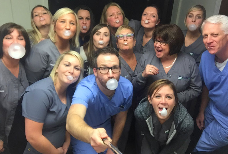 Columbus Dentists Baby Shower