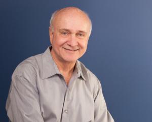 Photo of Chuck Weiden, the Business Officer for Schumacher & Bauer