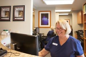 Heidi accepting new patients at Schumacher & Bauer