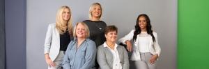 Schumacher & Bauer Administrative Team group photo