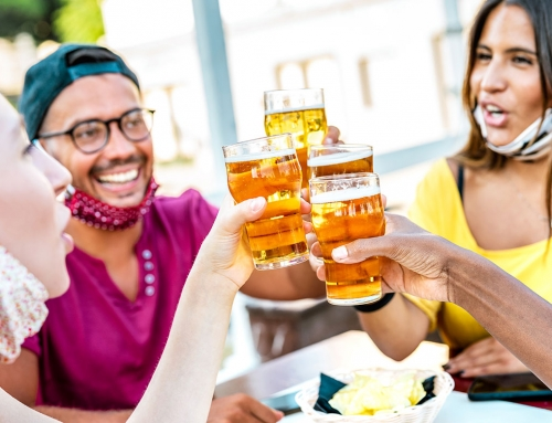 Drink up this Oktoberfest! Beer may even benefit your dental health